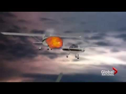 Skydiving plane crash