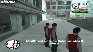 GTA San Andreas Mission #40 555 We Tip