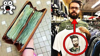 Lucky People Who Found the Best Things in Thrift Stores
