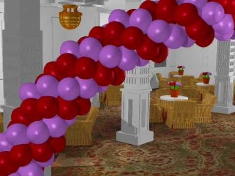 Titanic Balloons