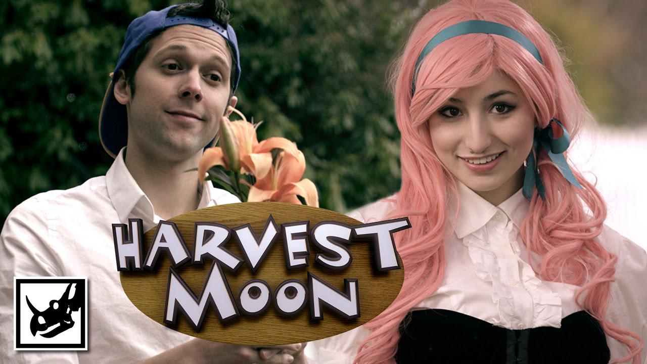 Ada yang masih ingat game ini? Yup, beginilah hasilnya jika harvest moon: back to nature dijadiin film. tapi, ini hanya trailernya saja. :(