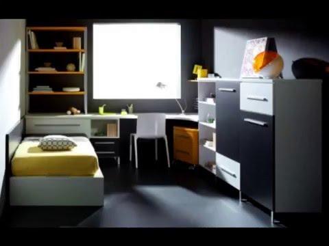 Dormitorios juveniles modernos youtube for Cuartos juveniles modernos