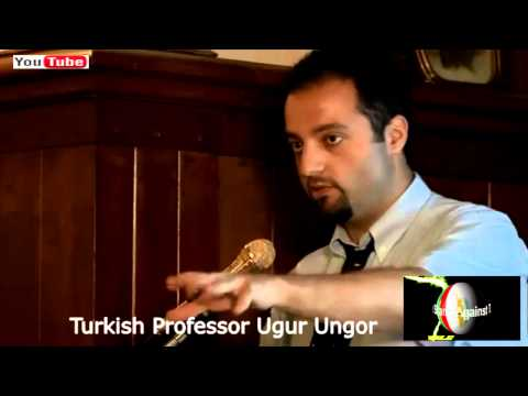 Turkish Professor Ugur Ungor on Armenian Genocide