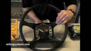 Airbag Systems How To Install A Clock Spring