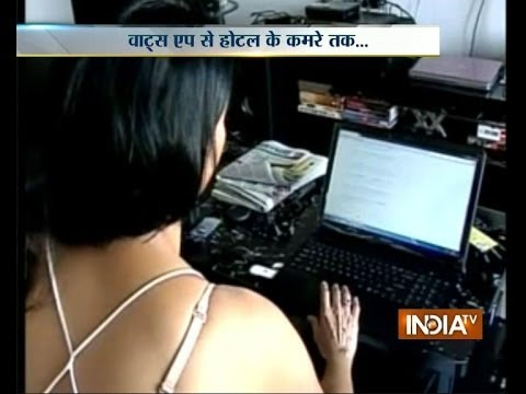 Sex racket flourishing on social networking sites-2