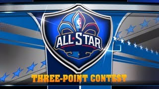 NBA 2K14 Three-Point Contest [All-Star Weekend 2014