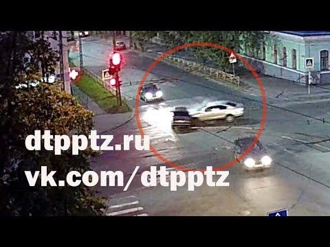 ДТП со смертельным исходом произошло на улице Правды