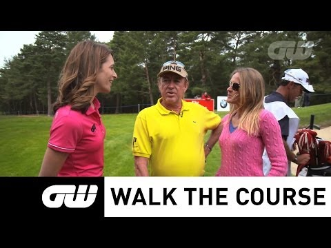 GW Walk The Course: Miguel Angel Jimenez - Wentworth