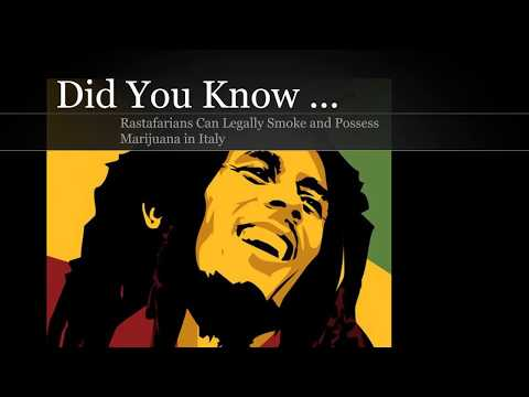 Marijuana - Did You Know ..... (Part I)