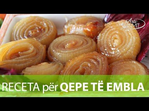 Qepë të ëmbla - Arti Gatimit