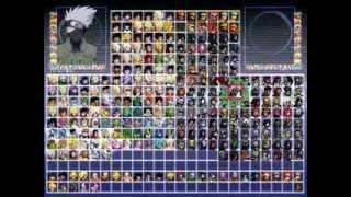 Dragon Ball Vs.Naruto M.U.G.E.N. 2013