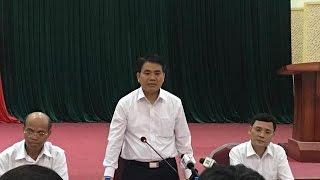 Cập nhật khủng hoảng Đồng Tâm   TIN NÓNG   RFA Vietnamese News