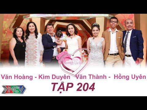 VỢ CHỒNG SON | Tập 204 FULL | Văn Hoàng - Kim Duyên | Văn Thành - Hồng Uyên | 160717 💑