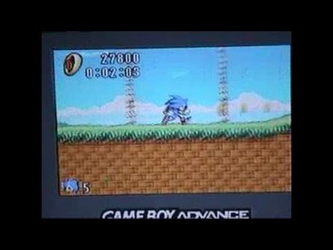 Sonic Advance Game Boy Video_2001_06_25