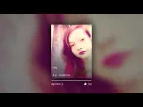 Ben bir sosyal ağ sitesinde bulunan güzel bir kız resimleri