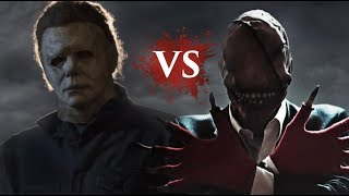 MICHAEL MYERS VS THE LOOK-SEE - Super Horror Beat Down - Halloween Special