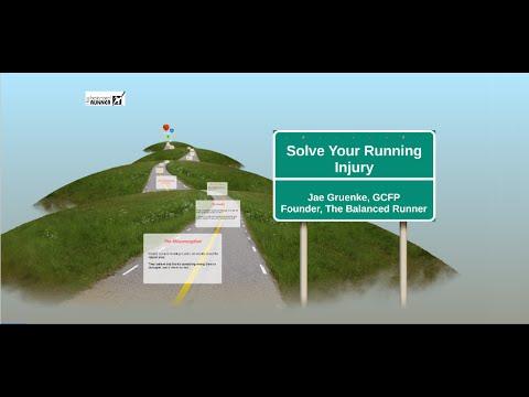 Solve Your Running Injury webinar replay, 17 February 2016