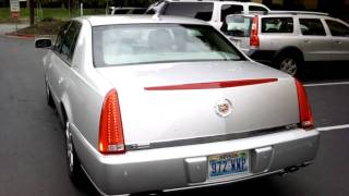 Cadillac DTS 2011 luxury car videos