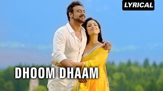 Dhoom Dhaam Full Song With Lyrics Action Jackson