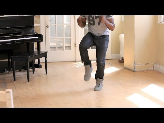 How to Do Power Stepping | Step Dance