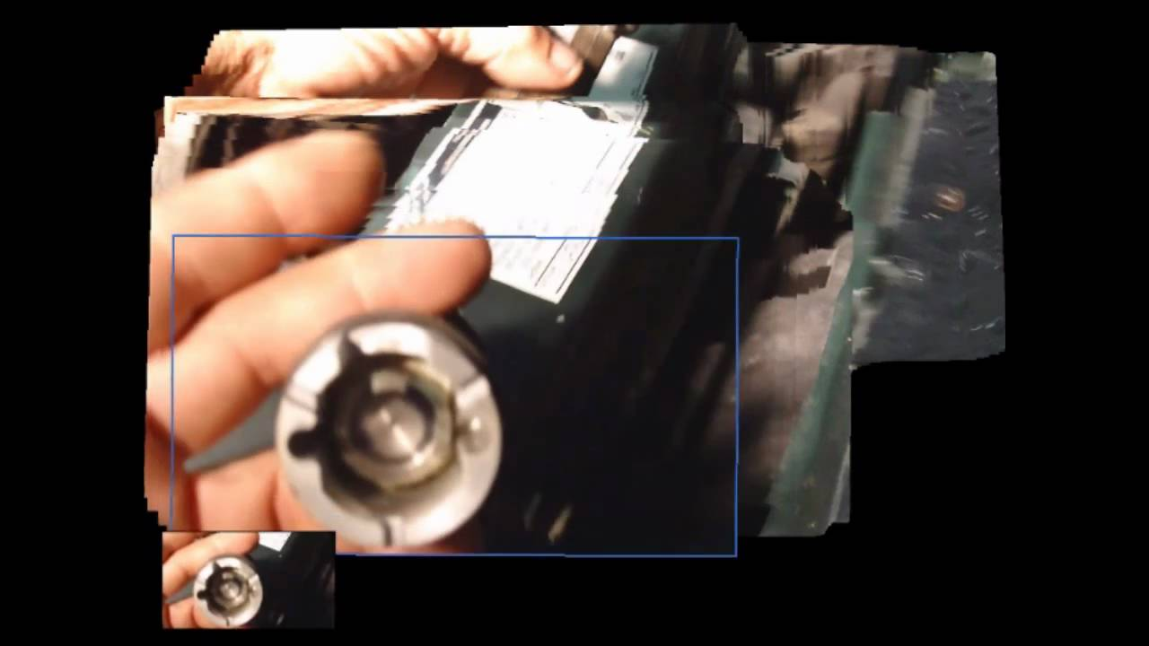 Installing A Ford Cam Sensor Cam Syncronizer Without