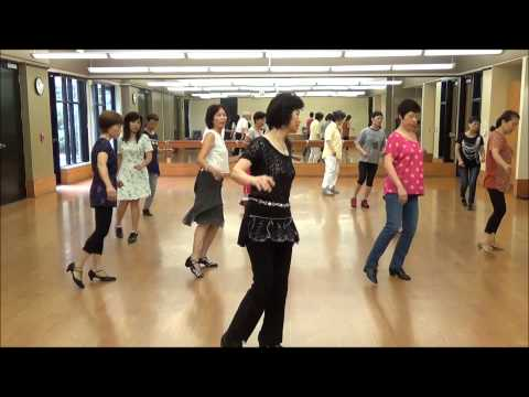 Here's To You Line Dance (Choreographed by Martie Papendorf)