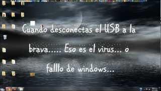 Quitar El Virus De Desktop.ini