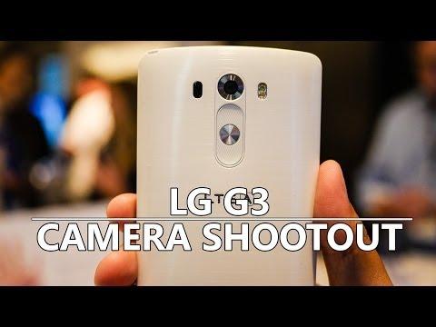 LG G3: Camera Shootout