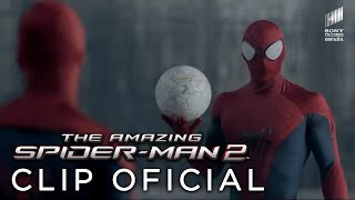 THE AMAZING SPIDER-MAN 2: EL PODER DEL FUTBOL