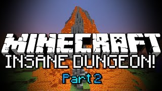 MINECRAFT INSANE DUNGEON! Part 2 (HD)