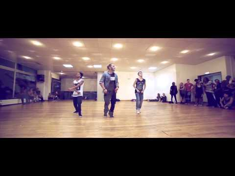 Guillaume Lorentz - Hip Hop Class - Chris Brown (X) - New 2014