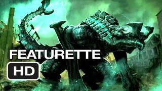 Pacific Rim Featurette Kaiju (2013) Guillermo Del Toro