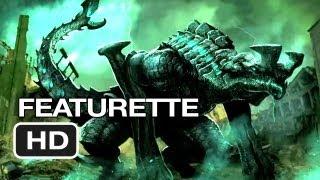 Pacific Rim Featurette Kaiju (2013) Guillermo Del Toro
