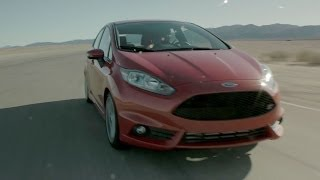2014 Ford Fiesta ST Review TEST/DRIVE