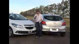 Chevrolet Onix Y Prisma Test Matías Antico