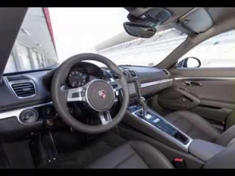 Porsche Cayman 2014 Interior Exterior Photo Gallery