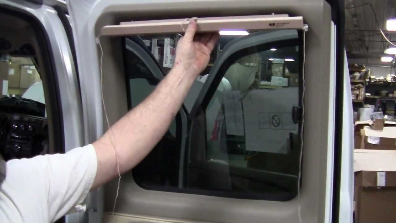 conversion van bind installation