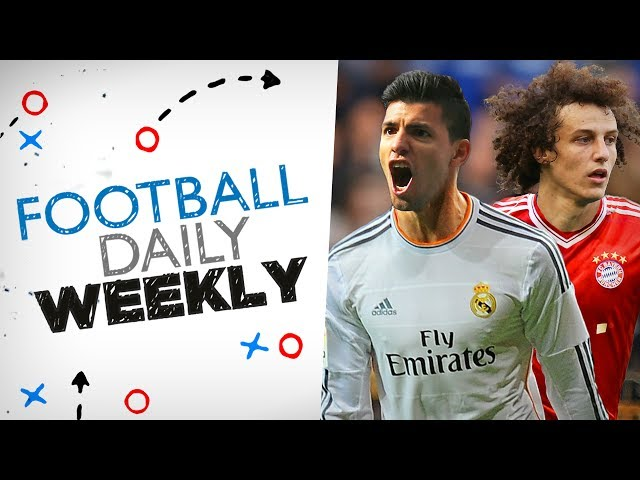 Aguero to Madrid? Luiz to join Bayern in January? | #FDW