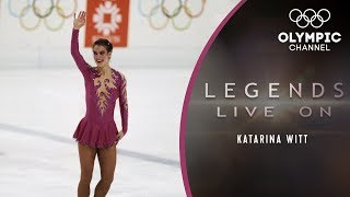 Katarina Witt - The Diva on Ice with a huge heart | Legends Live On