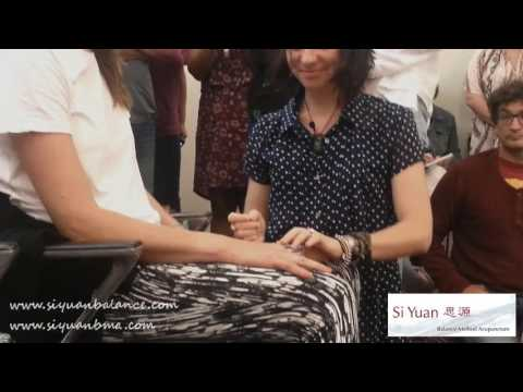 Balance Method Acupuncture: Lower Back Pain - Instant Results (German)
