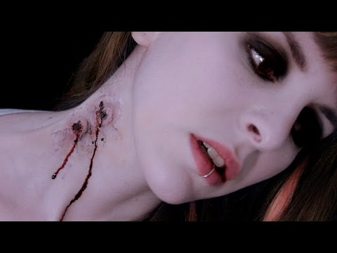 MORDEDURA DE VAMPIRO - Makeup FX