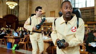 Who You Gonna Call? Ghostbusters Movies In Real Life