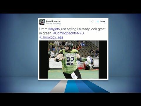 Former NFL QB Jared Lorenzen Discusses New York Jets QB Dilema - 8/12/15