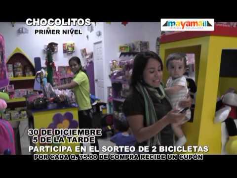 CHOCOLITOS GRAN SORTEO DE 2 BICICLETAS