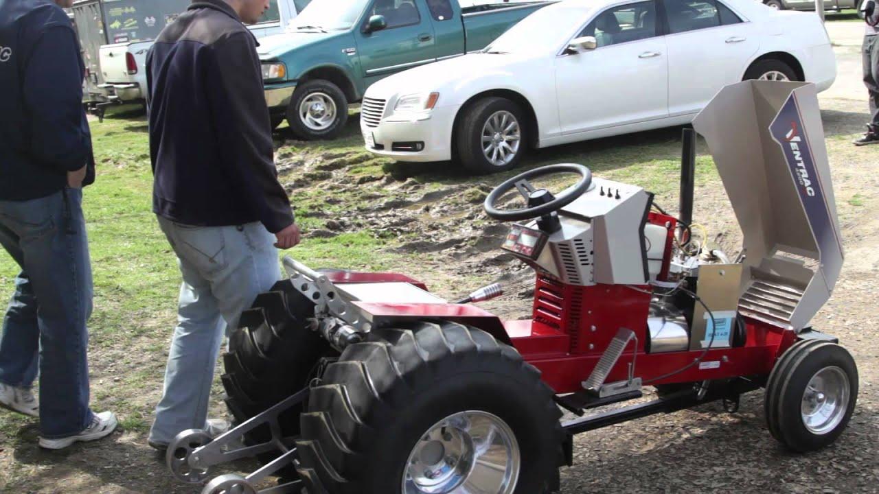 Gerber Motor Sports Garden Tractor Pulling Youtube