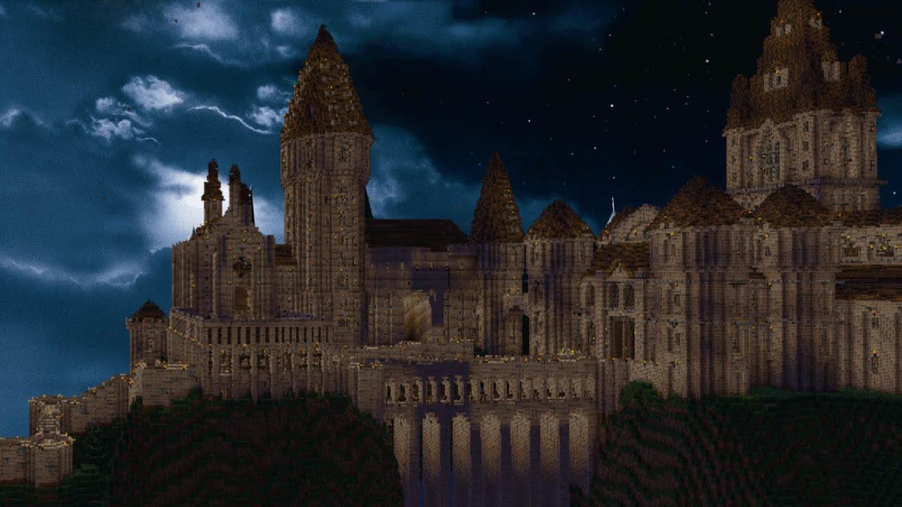 Symbol Harry Potter Minecraft Build
