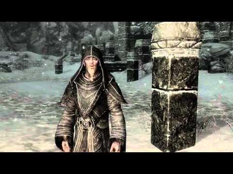 The Elder Scrolls V Skyrim Trailer - Die Welt von Skyrim