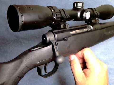Rifle Savage Edge .308 win. parte # 1 - YouTube
