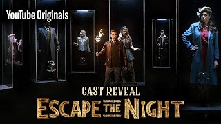THE ALLSTAR GUESTS ARE REVEALED  | Escape The Night Teaser #2