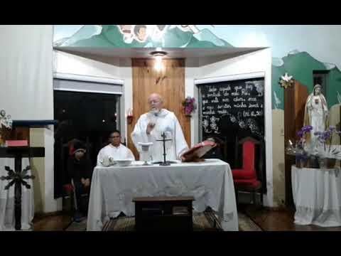 Santa Missa | 15.07.2020 | Quarta-feira | Padre José Sometti | ANSPAZ